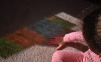 Shining a Spotlight on Light Play   Twin Cities Mom Collective