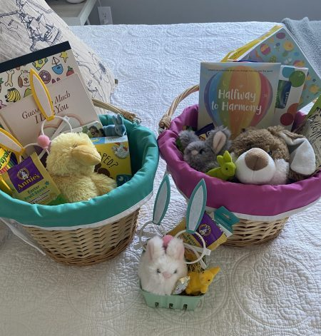 Easter Basket Egg-stravaganza | Twin Cities Mom Collective
