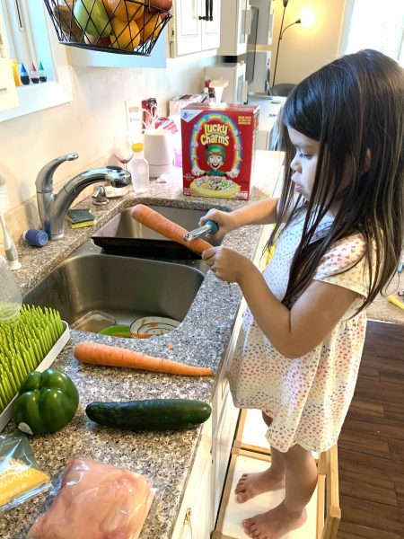 The Power Of The Peeler | Twin Cities Mom Collective