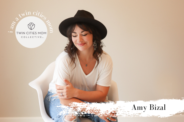 I Am a Twin Cities Mom: Amy Bizal   Twin Cities Mom Collective