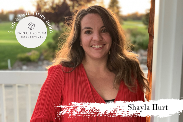 I am a Twin Cities Mom: Shayla Hurt | Twin Cities Mom Collective