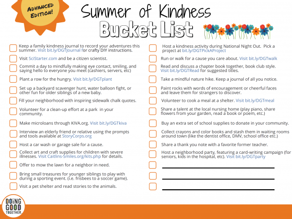 Sharing Kindness this Summer | Twin Cities Mom Collective