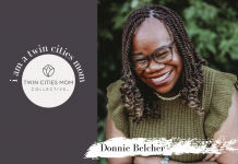 I am a twin cities mom: Donnie Belcher